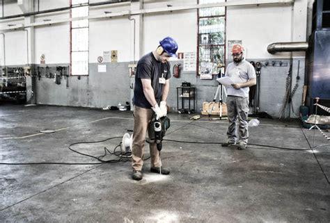 pavimento industriale stato consolidamento pavimento industriale referenze