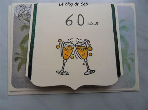 carte invitation anniversaire 60 ans carte invitation