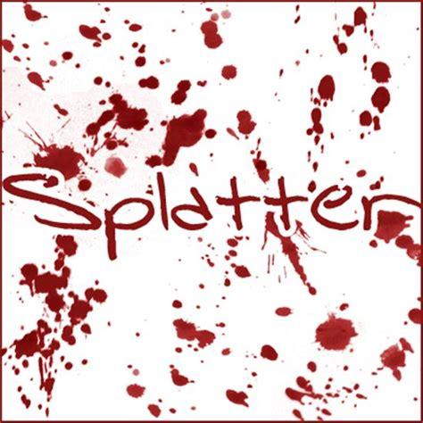 blood splatter brush stunning free blood splatter brushes for photoshop