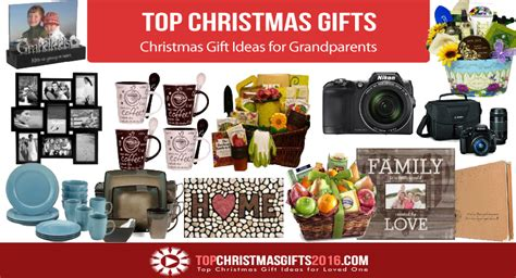 best christmas gift ideas for grandparents 2017 top