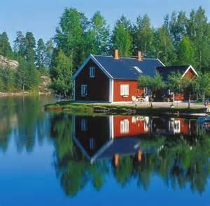 schweden haus am see schweden wenn m 252 cken den urlaub am see zur h 246 lle machen