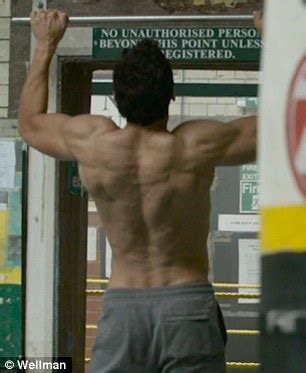 4minute are sexy working up a sweat in high cut shirtless david gandy strips down in vitabiotics wellman