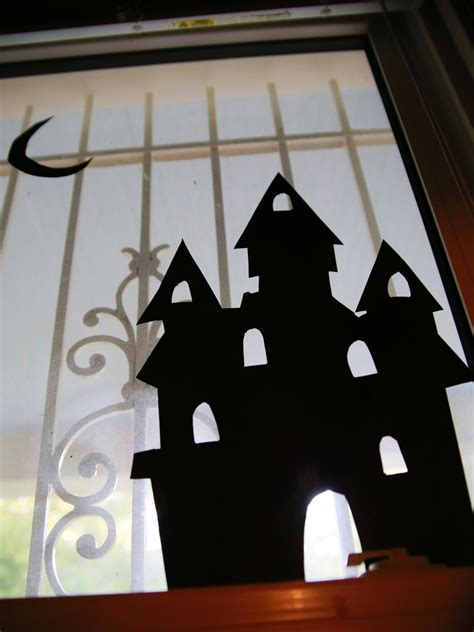 Fenster Deko Weihnachten Licht by How To Make Window Silhouettes How Tos Diy