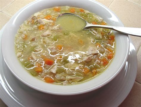 chicken soup with rice 301 moved permanently