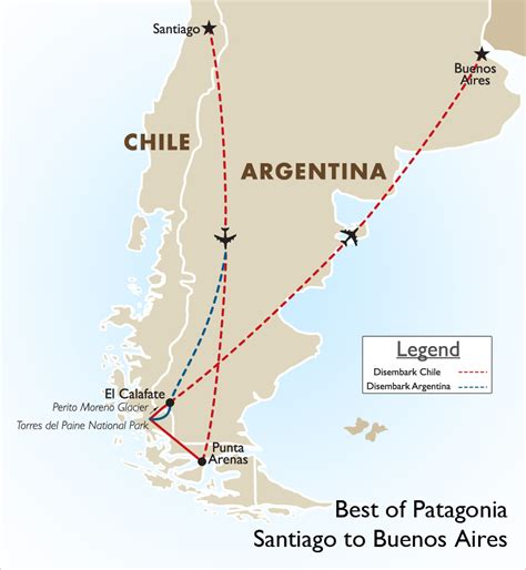 patagonia best best of patagonia chile vacation argentina tours goway