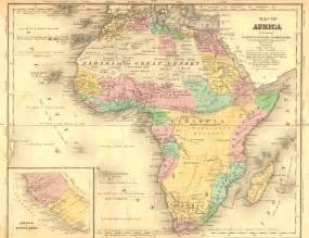 Old Map Of Africa by Igbo Culture Traditions History Biafrans Who They