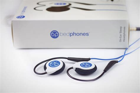 Bed Phones by What Headphones That When You Fall Asleep Brit Co