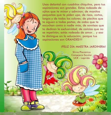 mensaje para maestra jardinera mensajes para las maestras jardineras gracias tarjetas