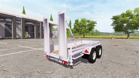 Or 2017 Trailer Car Trailer Ysm For Farming Simulator 2017