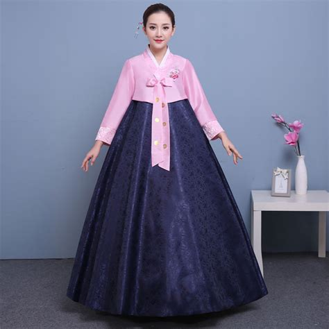 Etnic Dress Korea korean traditional dress hanbok korean national costume asian clothing korean costumes