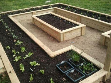 best 25 garden layouts ideas on raised garden