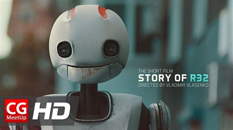 film robot love cgi vfx short film hd quot story of r32 quot by vladimir vlasenko
