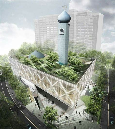 design masjid modern modern design for mosque islamic architecture to be