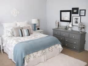 blue and grey bedrooms dresser painted with valspar rising tide master bedroom