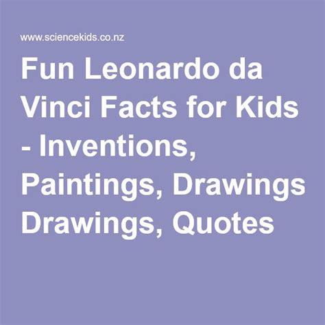 good leonardo da vinci biography 707 best kids art from famous artists images on
