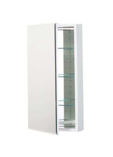 12 Inch Interior Door by Robern Plm2030wb Pl Series Flat Beveled Mirrored Door 19 1 4 Inch W By 30 Inch H By 3 3 4 Inch