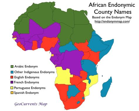 which countries in africa speak december 2011 archives geocurrents