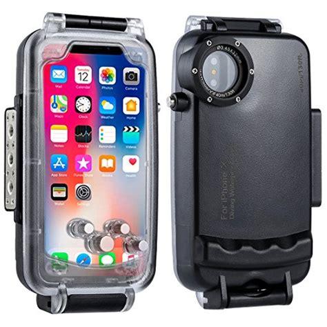 best waterproof for iphone x underwater cases for snorkeling