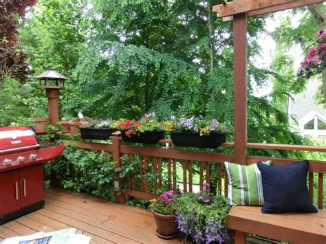 How To Decorate Decks And Patios by Happy Place Patios Deck Designs Decorating Ideas