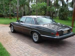 Jaguar Xj6 1984 1984 Jaguar Xj6 Sedan