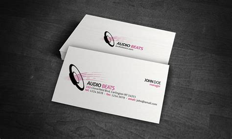 textured business card template 25 free psd business card templates that you should