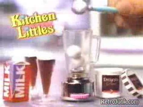 Kitchen Littles by Kitchen Littles Commercial 1997