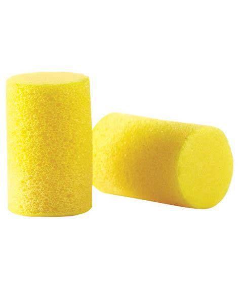 ear pug ear classic disposable foam ear plugs