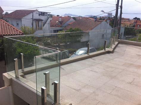 barandillas terraza barandilla terraza materiales de construcci 243 n para la