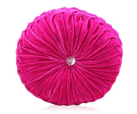 Diamante Luxury Pink velvet cushions purple pink luxury diamante chic