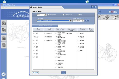 Korean Car Types by Kia Sparemap Korea Domestic Market 2010