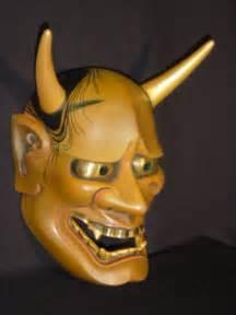 noh mask hannya 2