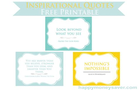free printable quote tags printable inspirational quotes of hope quotesgram