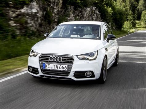 Audi A1 Sportback Tuning by Abt Tuning Beim Audi A1 Sportback Auto Motor At