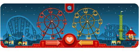 doodle kombinationen george ferris doppel doodle am valentinstag tagseoblog