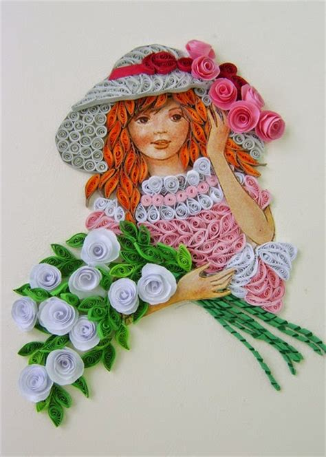 Amazing Paper Crafts - amazing paper quilling characters easy crafts