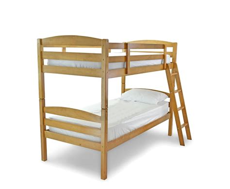 Maple Bunk Bed Shelley Maple Bunk Bed 3ft Uk Delivery