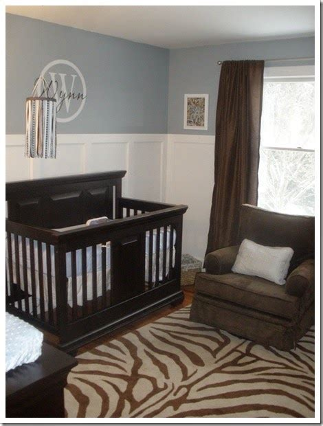Wainscoting Baby Room by All In The Detail The Wonderful World Of Wainscoting