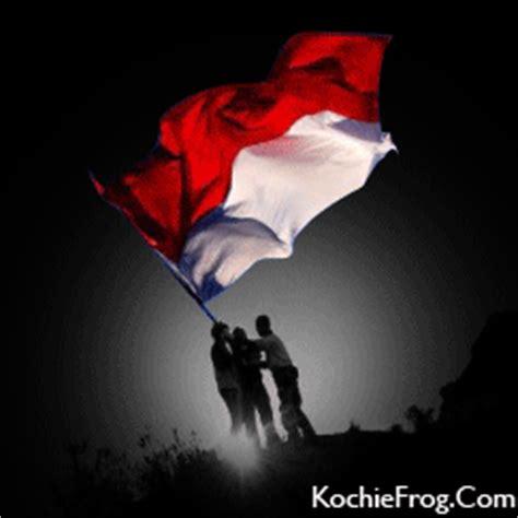 Bendera Merah Putih Untuk Di Meja dp bbm bendera indonesia bergerak merah putih kochie frog
