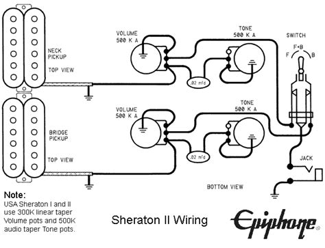 epiphone les paul wiring diagram fuse box and wiring diagram