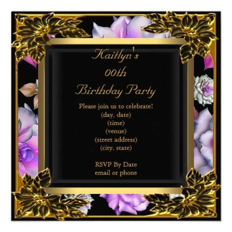 inexpensive birthday invitations 17 best images about cheap 70th birthday invitations on