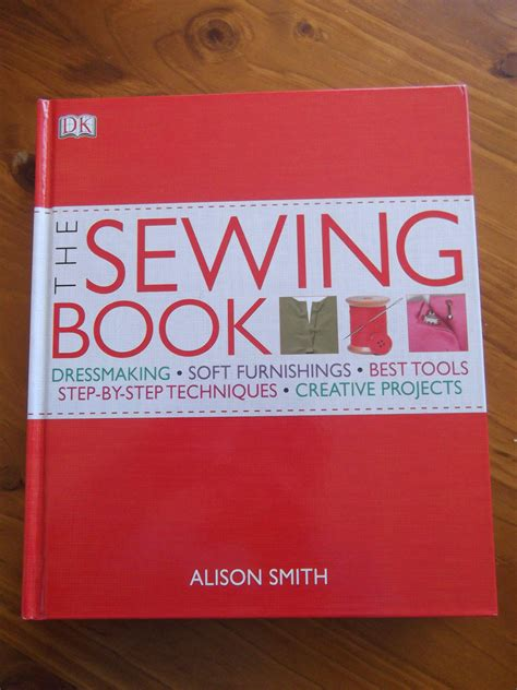 the flying sewing machine books the sewing book by alison smith review easy