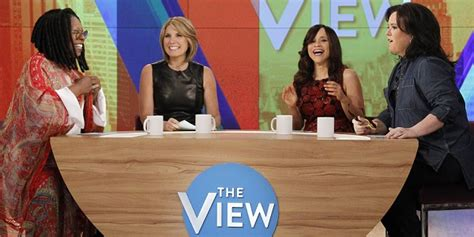 Pop Nosh The View Now Rosie Free Popbytes by How The The View S Plan To Rosie