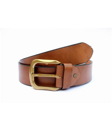 tops leather belt buy at low price in