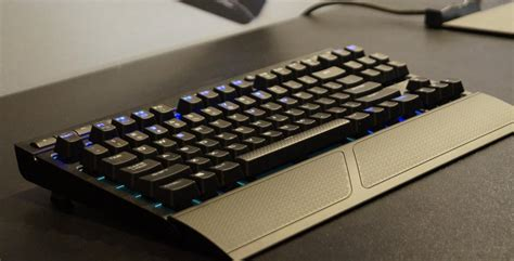 Corsair Gaming Keyboard corsair introduces wireless gaming keyboard and mouse at