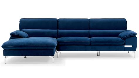 Blue Sectional Sofa With Chaise Beautiful Blue Sectional
