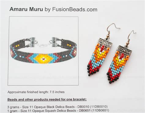 how to finish loom beading tuesday tips and tricks fusionbeads blogfusionbeads
