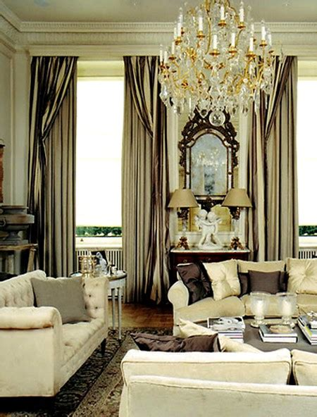 elegant home interior some seriously romantic drapes bumble brea s design diary