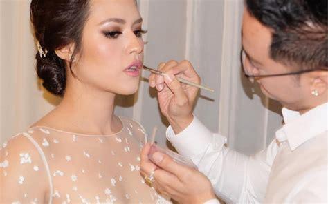 Make Up Pernikahan berkat jasa make up artis ini raisa bikin pangling di