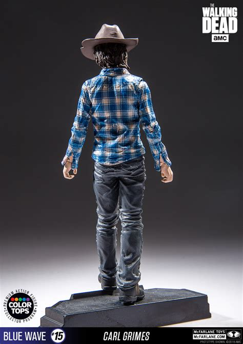 The Walking Dead Carl Grimes Poncho carl grimes