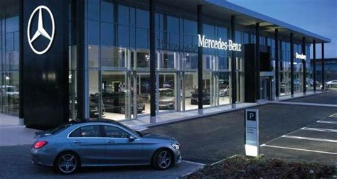 mercedes dealership inside mercedes retail profits fall 48 to 163 9m in 2015